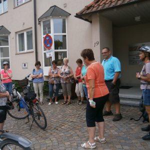 Sulzbach Radtour